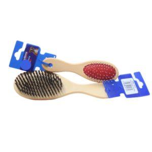 Two Marlton's Pet Brushes