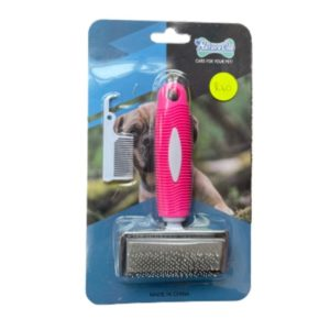Grooming Bush for Dogs and Cats with hard bristles