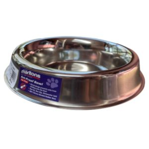 Marltons ant proof anti skid bowls for food or water for dogs or puppies